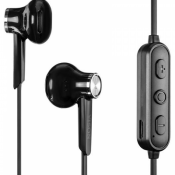 Беспроводные Bluetooth наушники Yison E13 Черные
