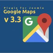 Plugin GoogleMaps 3.3