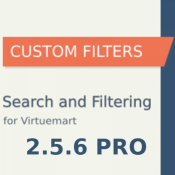 CustomFilters PRO Package v2.6.5